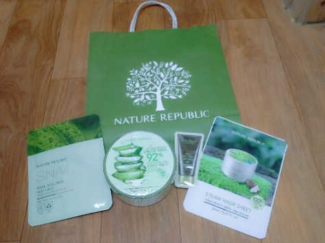nature republic product