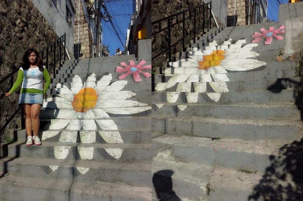flower-stairs-painting-mural-village-seoul-molangkorea-molla-korea