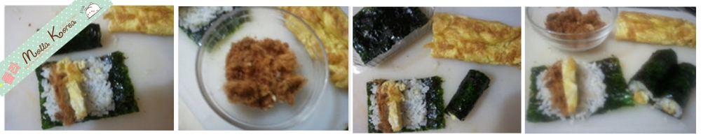 mini kimbap mayak gimbap molangkorea food