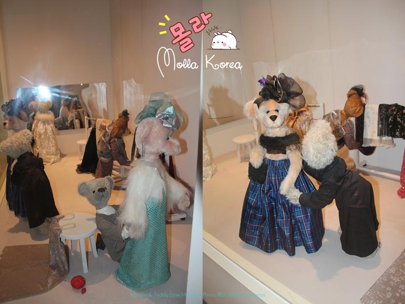 Jeju Island 04 Teddy Bear Museum Photo ©2018 MolangKorea