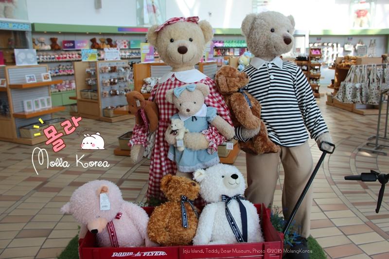 Jeju Island 21 Teddy Bear Museum Photo ©2018 MolangKorea
